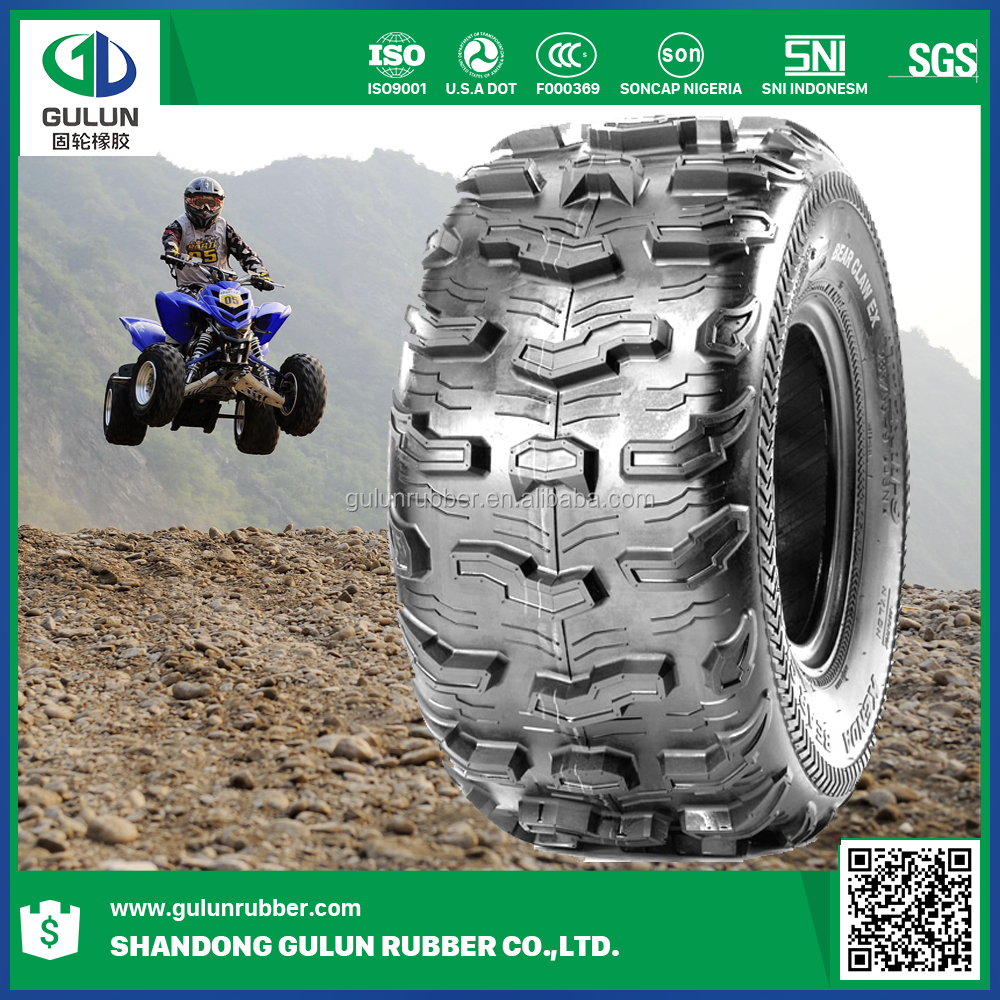 Professional high quality used amphibious 4x4 atv tires 18*9.5-8 20*10-10 270/30-1425*8-11 25*10-11