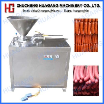 factory supply good quality Hydraulic sausage stuffer