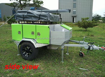 For Sale Small Roof Top Tent Off Road Camper Trailer