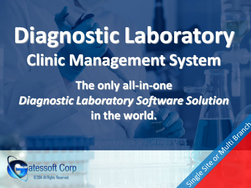 Diagnostic Laboratory Clinic Management System