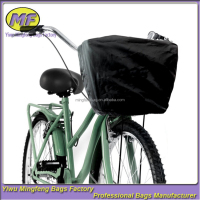 Wholesale Adjustable Bike Bicycle Water Resistant Drawstring Basket Cover