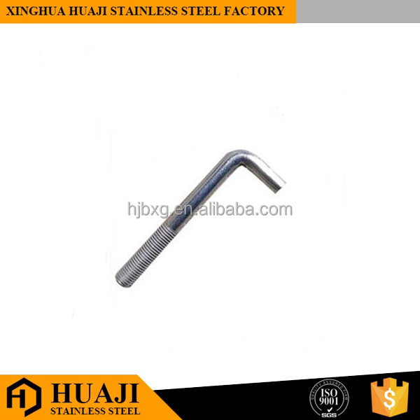 Stainless steel 316 anchor bolt price for steel tower