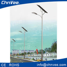 High Efficient CE&RoHS IP67 30w 50w 60w 80w 100W 120w 150w 200w Solar LED Street Light with pole controller battery