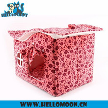 High End Colorful Pattern Indoor Dog House