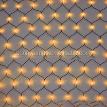 net lights for christmas trees