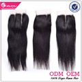 factory price new style virgin hair lace closure hair density 130%