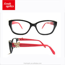 DB0017 Widely used superior quality rimless beautiful smart glasses frames