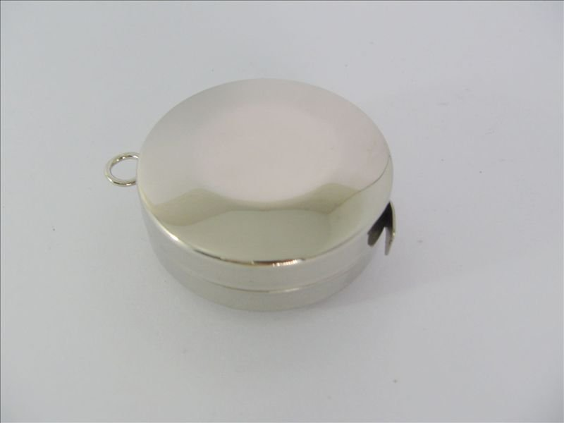 1m 2m 3m metal measure tape with key chain