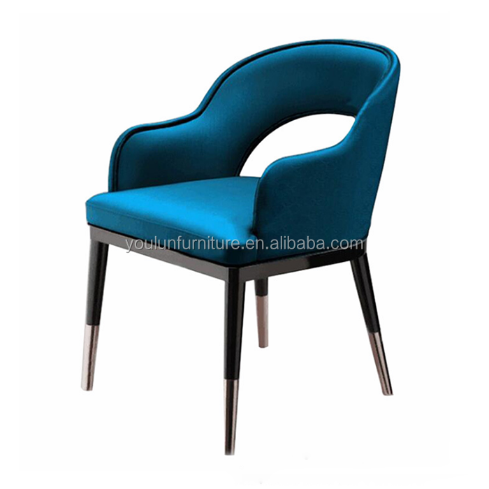 2019 Newest Style Cafe Restaurant Furniture Chair Wood