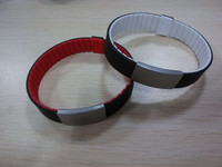 Newest research id wristband to test market new item