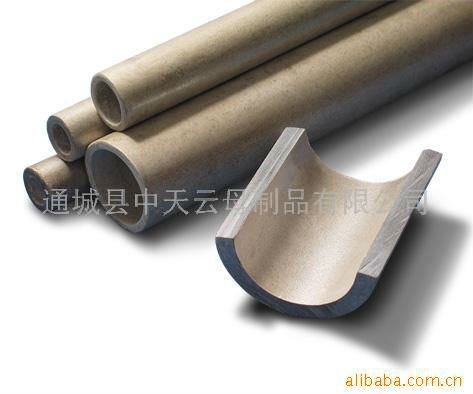 Mica Parts for electronic components heat insulation