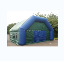 economic inflatable mobile garage, temporary inflatable structure