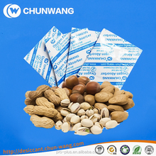 China Manufacturer Food Industry Beef Jerky Oxygen Absorber