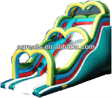 2013 Latest design inflatable water slide for commercial use G4040