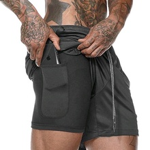 OEM service gym sportswear high quality fitness shorts for <strong>mens</strong>