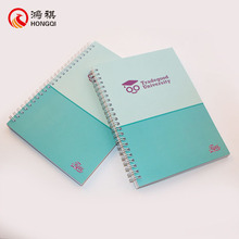 S144-A Chinese importers spiral binder,spiral bound journal,plastic spiral notebook
