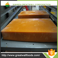 Market price frozen pumpkin puree