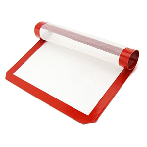 100% Food grade standard custom Silicone Baking Mat, durable baking mat for kitchen