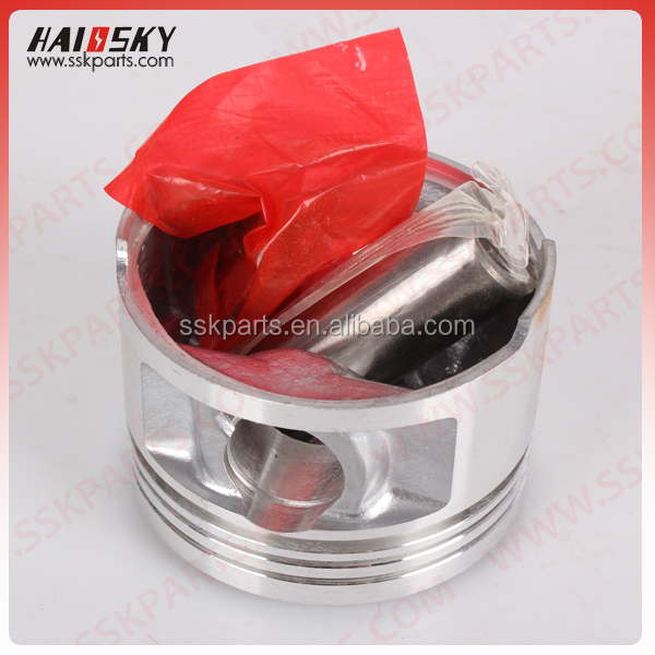 HAISSKY Motorcycle Parts Spare Piston Ring Set BAJAJ CT100