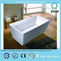 small portable stainless steel bathtub