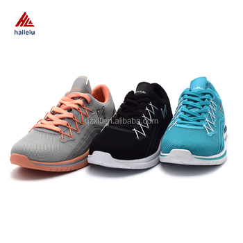 2017 Summer Air Net Mesh Fabric Running Training Sport Shoes High Elastic Breathable Hallelu Design Your Own Athletic Sport Shoe