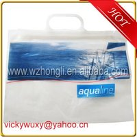 Customized Shopping PVC Hanger Bag for Clothes