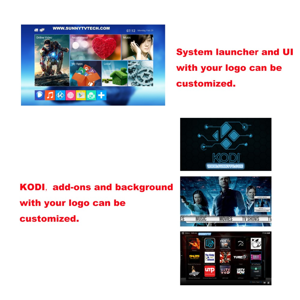 Manufacturer from China 2gb / 16gb android tv box G8S with metal case amlogic s905 4k Android 5.1 openelec s905 KODI preloaded
