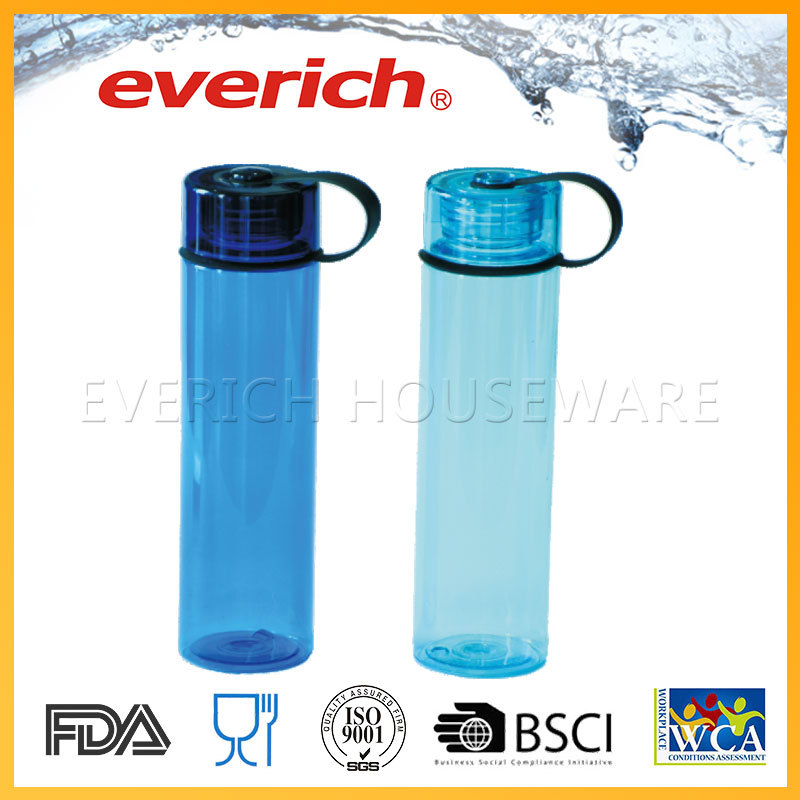 Customized free colored logo available alibaba eva bottle water