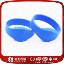 cheapest silicone NFC bracelets with MIFARE Classic 1k/4k chip
