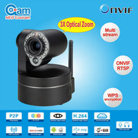 Neo Coolcam 3X Optical Zoom Megapixel Wireless Cloud IP Camera for Home Security