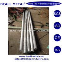 1.4876 Nickle Incoloy Alloy 800 Round Bar and Rod Manufacturer