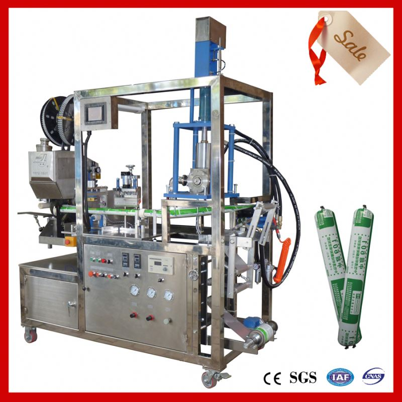 machine for electrical insulation silicone sealan