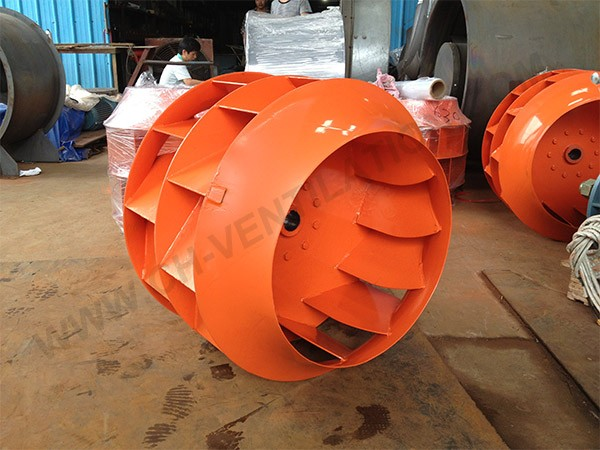 Competitive Price 100% Backward Curved Impeller Centrifugal Fan Wheel