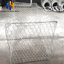 triple twist 8 foot tall chicken wire fencing gabion baskets for sale