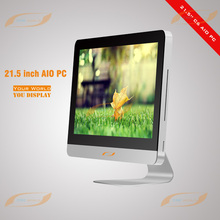 interactive 21.5 inch AIO with optional PC configuration I3/I5 CPU