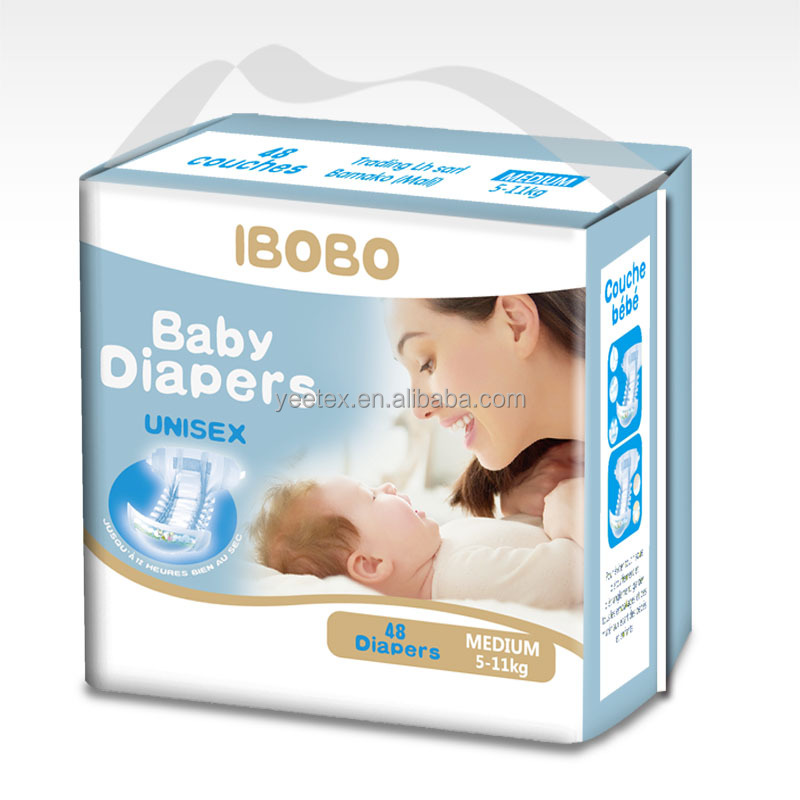 2016 hot-selling baby diaper brand name in Chile