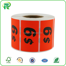 China Supplier heat transfer printing label with low price