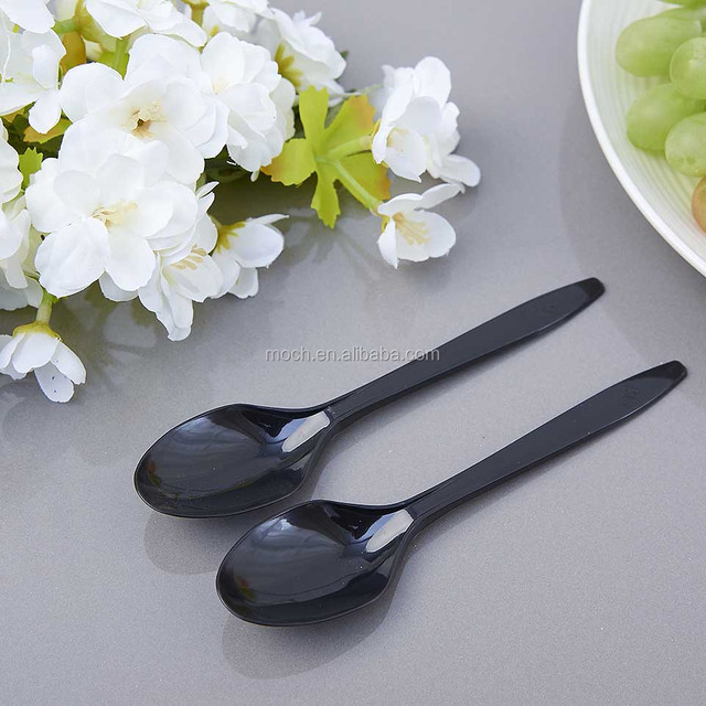 6 inch PS plastic spoons