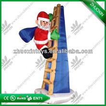 The strong and durable Inflatable Christmas decoration,2013 inflatable christmas gift