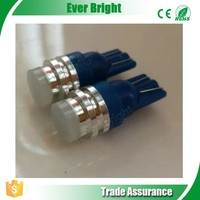 Auto Everbright T10 1W led light interior light,side lightsled light 12v t10 led made in china