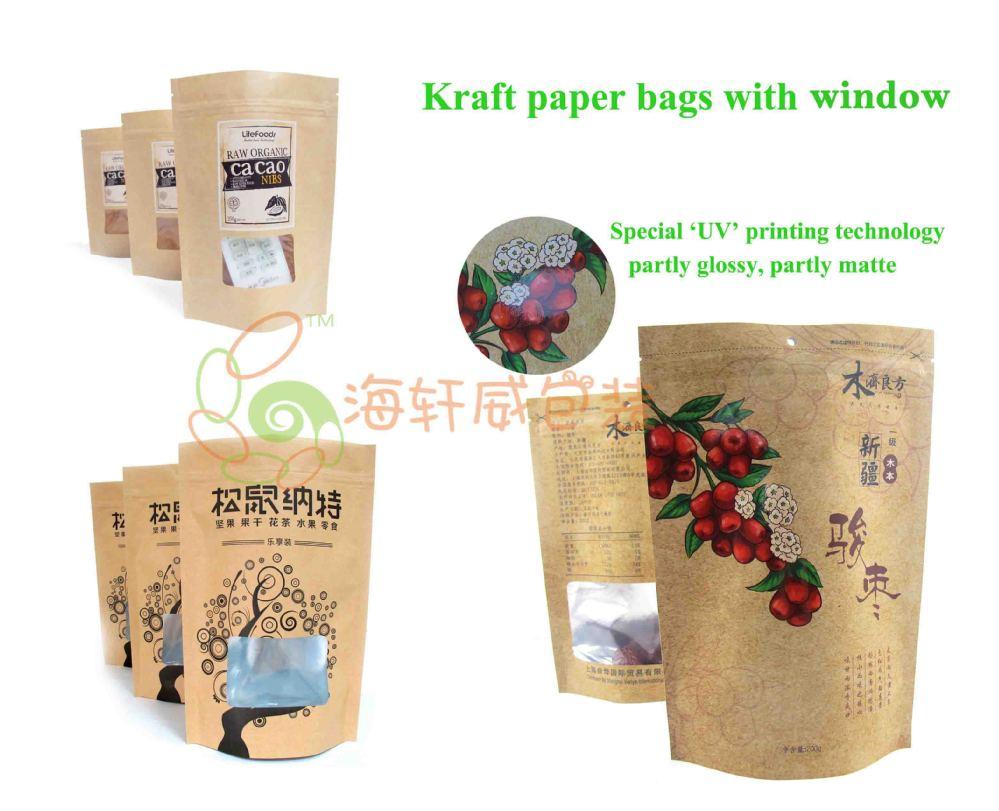kraft paper bags with window.jpg