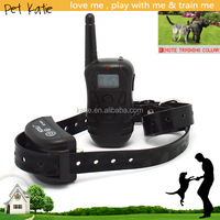 Wholesale High Quality Personalized Dogs Collars with Remote for Pet Training