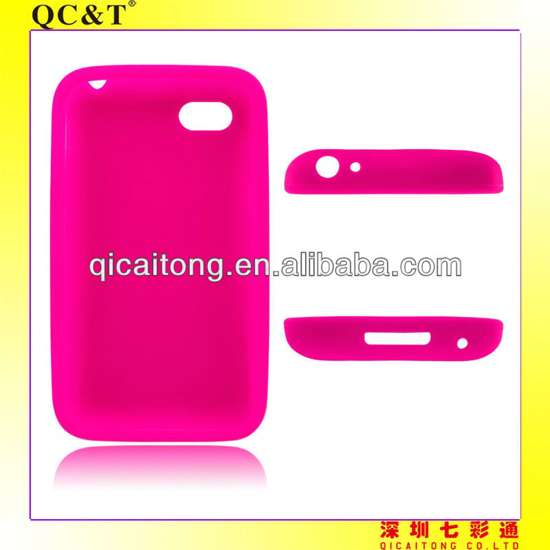 tpu gel case for Blackberry Q5/Silicone case