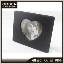 Customized Slate Photo frame for Lovers