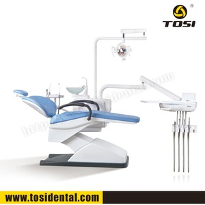 2017 Best selling cheap dental chairs unit price