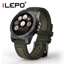 "1.22"" smart waterproof heart rate monitor bluetooth wristwatch, sleep quality monitoring pulse rate wrist watch"