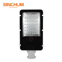 30W IP65 Outdoor Integrated Solar Led