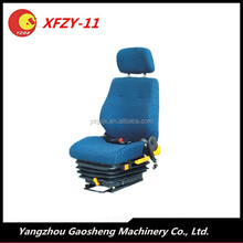 China Air suspension Heavy Duty Truck Driver Seat /XFZY-11/Electric Heating System/Backrest Lumbar Adjustment System/Best Price