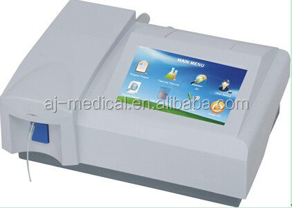 Touch Screen Semi-Automatic Biochemistry Analyzer