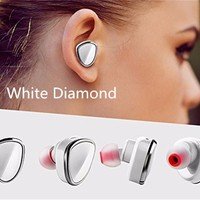2017 Bluetooth Headphones Wireless Bluetooth Earbuds